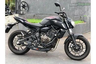 Escapamento Esportivo Taylor Made Full Mexx Yamaha Mt 07